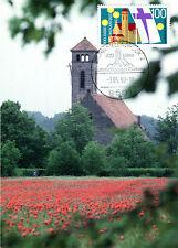 Maximumkarte MK 1990 Bund Nr 1467 100 Jahre Diakonenanstalt Rummelsberg o MK197
