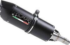 H.149.fune tubo de escape GPR para Honda Hornet CB 600 F 2007/14 terminal