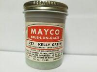 421 Pepper Pot Mayco Brush On Glaze  Vintage 4 OZ