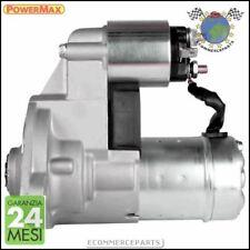 FFR Motorino avviamento starter PowerMax OPEL CORSA B Diesel 1993>2002