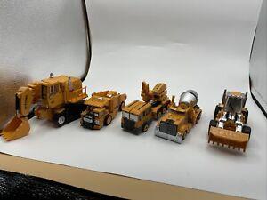 "Transformation devastator construction Vehicle Deformation Truck 5 in1 Robot 11"""
