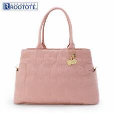 Hello Kitty Quilt Shoulder Tote Bag Handbag Purse Pink Sanrio Japan Gift L912