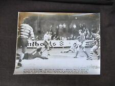 CROSSING SCHAERBEK ANTWERP ANVERS 1973 BELGIQUE BELGIE Photo presse football AFP