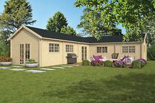 70mm Ferienhaus ISO 1321x1044 cm Holz Holzhaus Blockhaus Schuppen Gartenhaus