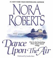 Nora ROBERTS / (3 Sisters Book 1)  DANCE UPON the AIR    [ Audiobook ]