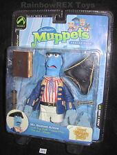 MR. SAMUEL ARROW The Muppets Show Series 4, Palisades MOC
