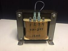 Audion Automation Transformer for Vacumaster Model 2430T 480V 3-Phase