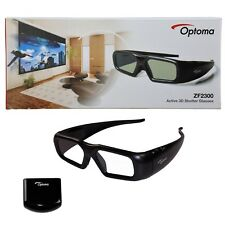 6cf8d6471 Optoma ZF2300 Wireless Active 3D Shutter Glasses Starter Kit with Emitter