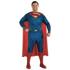 Adult Superman Costume Plus (46-52)