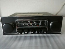 Blaupunkt Frankfurt Oldtimer Autoradio Vintage Klassiker TOP