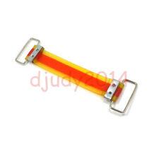 2Pcs Motorcycle Atv Battery Fixed Holder Storage Rubber Strap Band Bandage