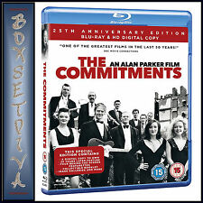 THE COMMITMENTS - 25TH ANNIVERSARY EDITION  **BRAND NEW BLURAY**