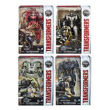 Transformers Last Knight Premier Edition Voyager Scorn Nitro Hound Megatron Xmas