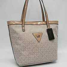 GUESS AUTHENTIC TANSY NUDE SIGNATURE TOTE BAG HANDBAG PURSE NWT