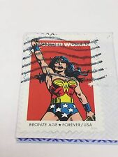 Stamp, USA, Wonder Women, 2016, Bronze Age, Forever/USA