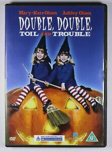 Double Double Toil And Trouble DVD R2 TRACKED POST