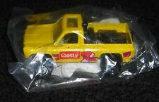 HOT WHEELS GETTY PROMOTIONAL COLLECTIBLE TOY PICK UP TRUCK CAR 1991