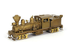 """UNITED SCALE MODELS HO H0 Brass Laiton Messingmodell 2-TRUCK SHAY Class """"B"""""""