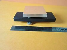 MICROSCOPE OPTICAL SPECTRA TECH INFRARED MIRROR LASER OPTICS BIN#D6-21