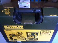 DEWALT HEAVY DUTY HEAT GUN KIT D26414K  D26414-XE 2 SPEED VARIABLE HEAT 2000W
