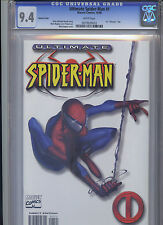 Ultimate Spider-man #1 white variant edition CGC 9.4  FREE UK POST