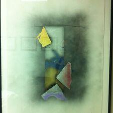 Unknown Artist 1980's Original Painting