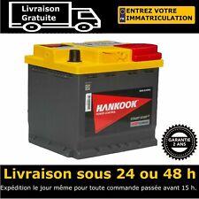 Hankook 12V 50Ah AGM Start Stop Batterie de Démarrage Pour Voiture 207x174x190mm