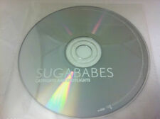 Sugababes - Catfights and Spotlights Music CD Album 2008 - DISC ONLY in Sleeve