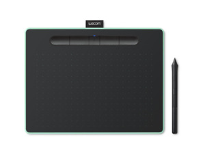 Wacom Intuos Medium with Bluetooth - Pistachio