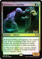 Biomancer/'s Familiar FOIL Ravnica Allegiance NM Blue Green Rare CARD ABUGames