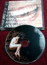 ALANIS MORISSETTE Supposed Former Infatiation Junkie 1998 CANADA CD Girl SEX POP