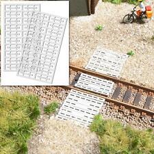 Busch 1107 betonplatten-bahnübergang NUOVO