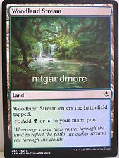 Magic - 2x Woodland Stream - Archenemy Nicol Bolas