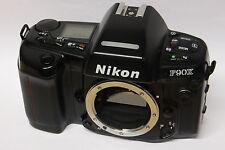 Nikon F-90X Gehäuse / Body F90 X analoge SLR gebraucht