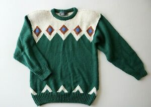 90s Vintage Lizwear Sweater Pullover Small