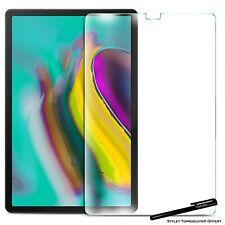 Film de protection 2.5D Verre trempé pour Samsung Galaxy Tab S5e T720 T725