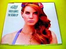 LANA DEL REY - VIDEO GAMES / THE REMIX EP | Maxi Rarität | Shop 111austria