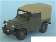 Fiat Campagnola AR59 Telonata - Carabinier 1:43 Scale Die Cast Model Car New