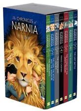 Chronicles of Narnia: The Chronicles of Narnia Set by C. S. Lewis (1994, Paperback)
