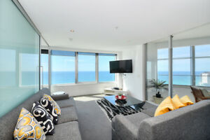 GOLD COAST ACCOMMODATION Q1 RESORT Luxury 3 Bedroom Ocean $1725 7nts Level 31
