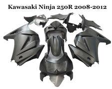 Matte Black Fairing Kit Fit For Kawasaki Ninja 250R 250 EX 250 2008-2012 2010