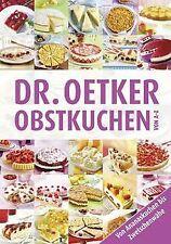 Obstkuchen von A-Z von Dr. Oetker | Buch | Zustand sehr gut