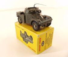 Dinky Toys F n° 814 auto-mitrailleuse légére Panhard armoured car en boîte