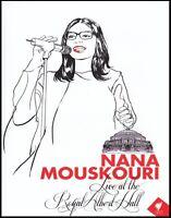 NANA MOUSKOURI - LIVE AT THE ROYAL ALBERT HALL DVD ~ SBS *NEW*