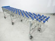 Conveyor Roller System Flexible Reliant Heavy Duty Expandable (NEW)