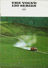 Volvo 120-Series Amazon 1967-68 UK Market Sales Brochure 131 133 123 GT 221 223