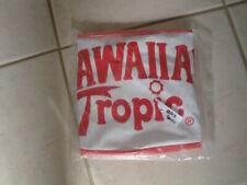 NOS Unopened Hawaiin Tropics Vinyl Beach Ball !