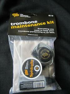 Herco HE110 Trombone Maintenence Kit