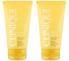Clinique After Sun Rescue Balm with Aloe - Lot of 2 - TOTAL = 5 oz/250 ml