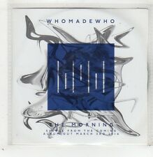 (GB446) Who Made Who, The Morning - 2013 DJ CD
